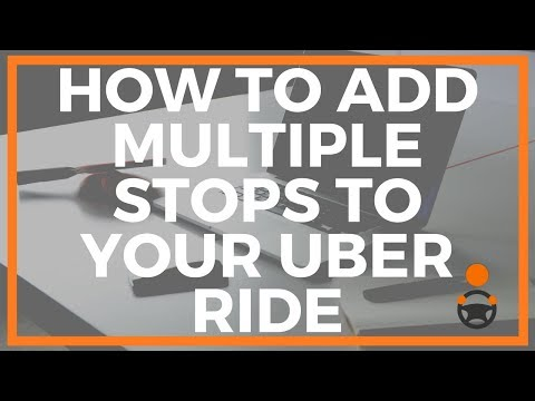 How To Add Multiple Stops To Your Uber Ride [Joe Explains]
