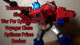 Transformers Siege WFC Voyager…