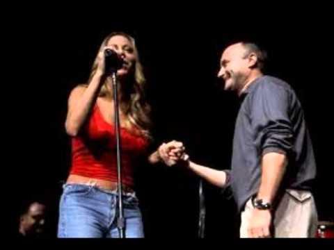 Against All Odds - Phil Collins & Mariah Carey (Duo virtual)