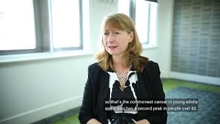 Prof Sally Barrington: using PET to treat Hodgkin lymphoma | King's Health Partners 10 Years