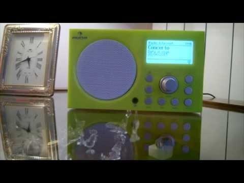 Auna IR-140 Radio Internet DAB FM