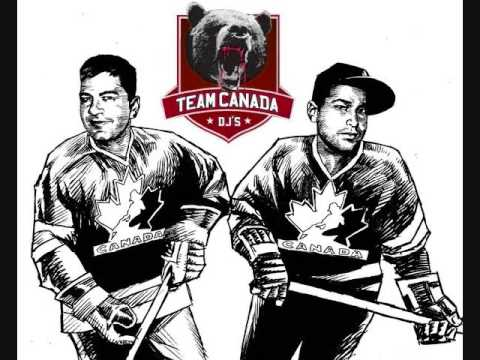 Team Canada - Johnny Cash - Ring of Fire (Black Rob and Obie Trice Remix)