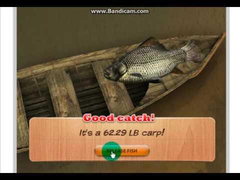 онлайн игра спортивная рыбалка