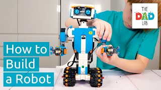 LEGO BOOST Review: The Best Robot Kit for Kids | AD