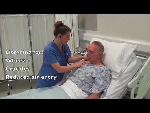 Nursing Students ABCDE Assessment Framework