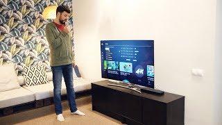Смотреть видео телевизор samsung