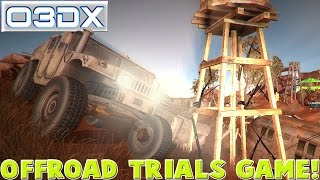 O3DX Gameplay - AWESOME OFFROAD TRIALS GAME! O3DX First Impressions