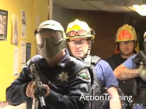 Fire/EMS: Active Shooter Response from Action Training Systems