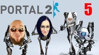 Portal 2 Co-op z Judytą #5