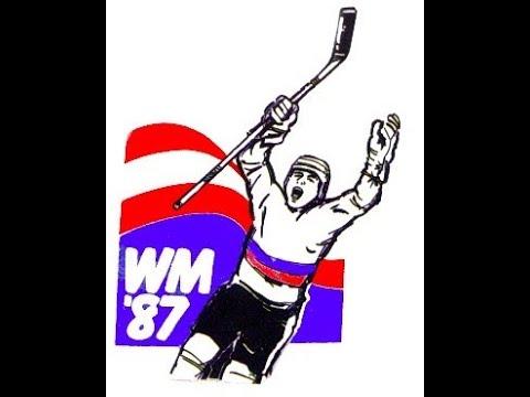 СССР - ČSSR 1987-05-03 НWC '87 Final...