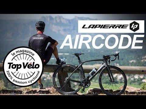 Image de la vidéo Lapierre Aircode 2018 : Plus de vivacité et polyvalence !