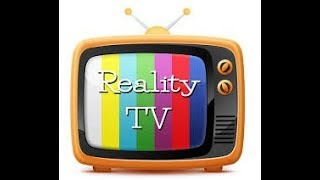 REALITY TV is not real- by request