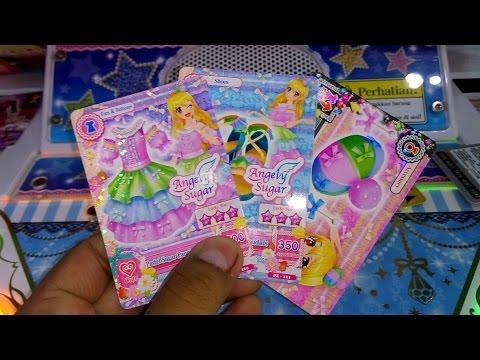 Aikatsu Indonesia Card Game Season 2 seri 1 : Original Star ☆ ★★★