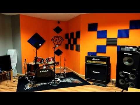Rehearsal Studio Build