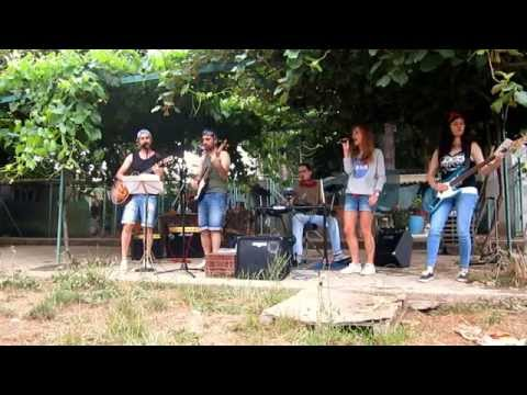Secret Agent Man  (live cover) The Sunny Daisies at Pradeda's Fest Rest 2015