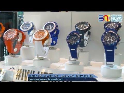 'Ice On Fire' Koleksi Terbaharu Ice Watch | #BuletinBernama