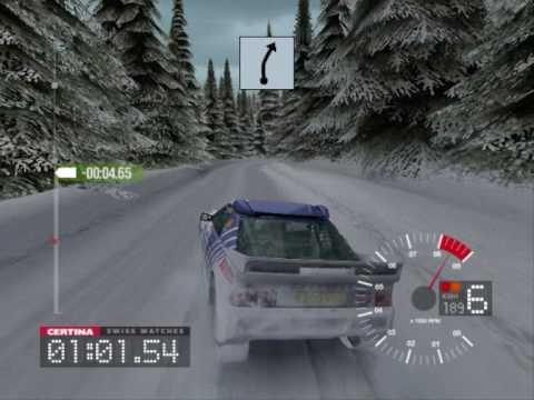 colin mcrae rally 3 sweden ss2 2 39 03 06 youtube. Black Bedroom Furniture Sets. Home Design Ideas