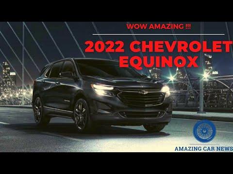 WOW AMAZING!!! 2022 Chevrolet Equinox RS Review Interior & Exterior