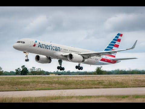 Prepar 3D-IVAO | Boeing 757 American Airlines - AAL257 Nassau/Bahamas(MYNN) to St.Martin (TNCM)