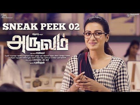 Aruvam Sneak Peek 02  Siddharth, Catherine Tresa  Ss Thaman  Sai Sekhar