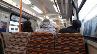(Transport for London) London Overground|2T10| Class 315, 315817: Bethnal Green - St James Street