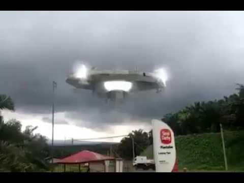 Menampakan UFO asli di Malaysia