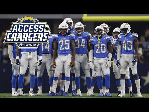 Access Chargers: Chargers Host the Cleveland Browns