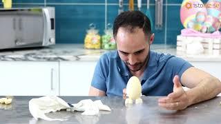 Coelho da Páscoa em Chocolate, com Michael Almeida