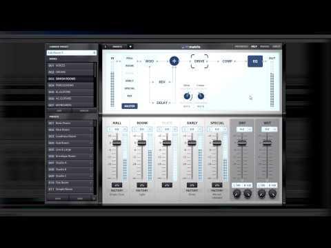 REmatrix - convolution reverb for music