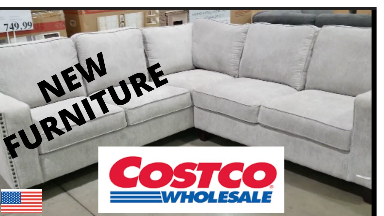COSTCO FURNITURE SOFAS CHAIRS living room furniture  SHOP WITH ME costco  furniture in store now