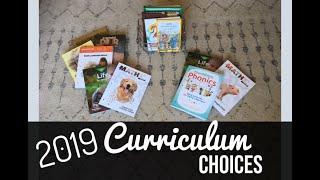 2019 Homeschool Master Books Curriculum Choices - Kinder and First Grade $200 Curriculum Budget
