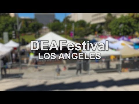 Deafestival Los Angeles 2018