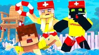 ARBEITEN als BADEMEISTER! - Minecraft [Deutsch/HD]