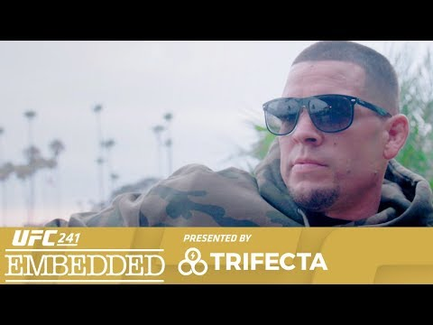 UFC 241 Embedded: Vlog Series - Episode 2