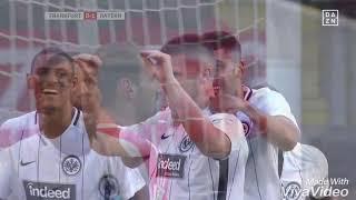 Prince Boateng Eintracht Frankfurt Highlights Hinrunde 17/18 - Eminem: Sing for the moment