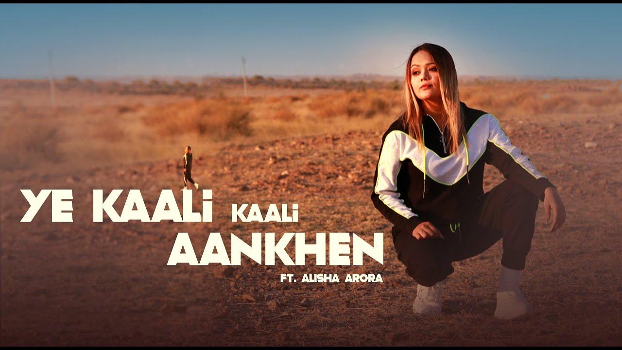 Ye Kaali Kaali Aankhen | Alisha Arora | Female Version | Namyoho Studios 2020