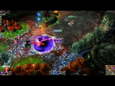 Custom Map Spotlight: Wasteland, Summoner\'s Rift League of Legends ...