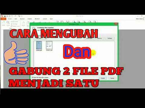Cara Menggabungkan Dua File Foto Jpg Transkrip Nilai Jadi Satu File Pdf Syarat Cpns 2019 Youtube