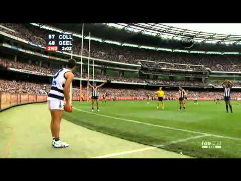 AFL: Geelong v Collingwood, 2011 AFL Grand Final Highlights