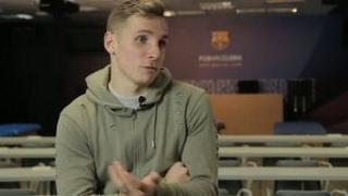 FCB - Lucas Digne «LE PLUS GRAND CLUB DU MONDE...»