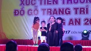 Thương lắm mình ơi [Live] | Phi Nhung - Mộc Quế Anh Biệt tài tí hon