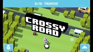 Como desbloquear o personagem secreto Michel Boom do jogo crossy road
