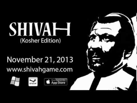 Shivah indie adventure game set in a poor New York City synagogue