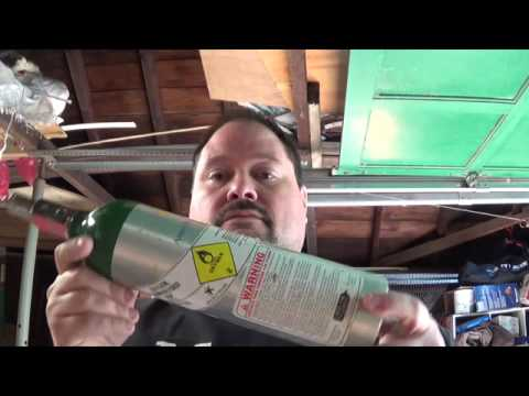 Scrapping Screws, VCR's and Oxygen tanks