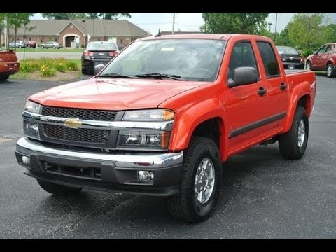 2008 Chevrolet Colorado LT Crew Cab Start Up and Full Tour