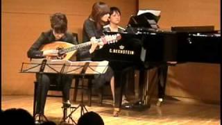 Astor Piazzolla - Le grand tango Mandoloncello