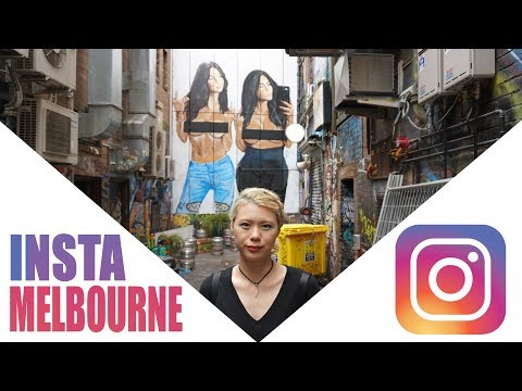 The Best Instagram Spots In Melbourne 🇦🇺 📷 - FREE Things to do