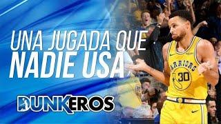 UNA JUGADA QUE NADIE USA.  #baloncesto