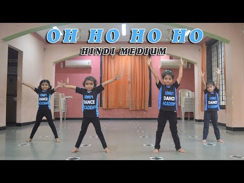 Oh Ho Ho Ho (Remix) Dance Video | SDA | Irrfan Khan ,Saba Qamar | Sukhbir, Ikka