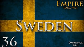 Empire Total War: Darthmod - Sweden Campaign #36 ~ Breaking The Tribes!